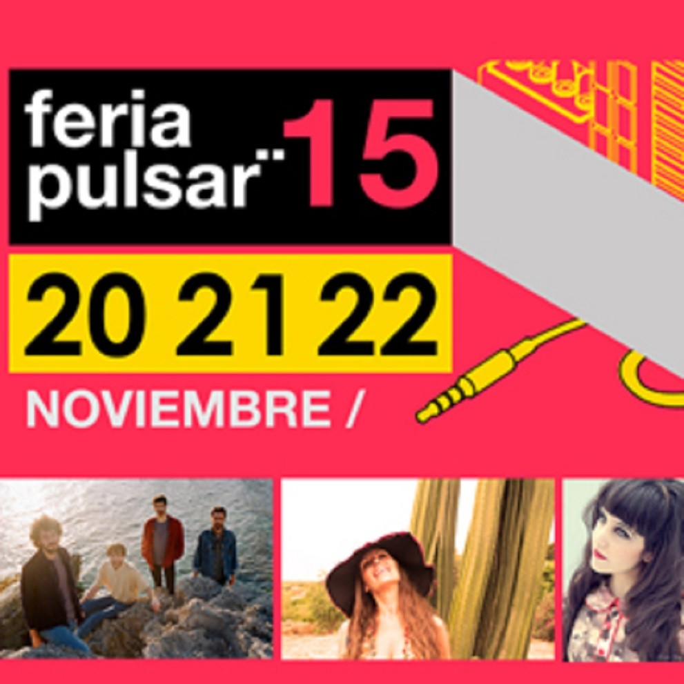 Sounds From Spain - Sounds From Spain en Pulsar 2015