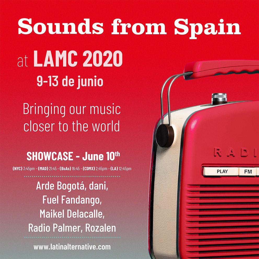 LAMC 2020  9-13 JUNE