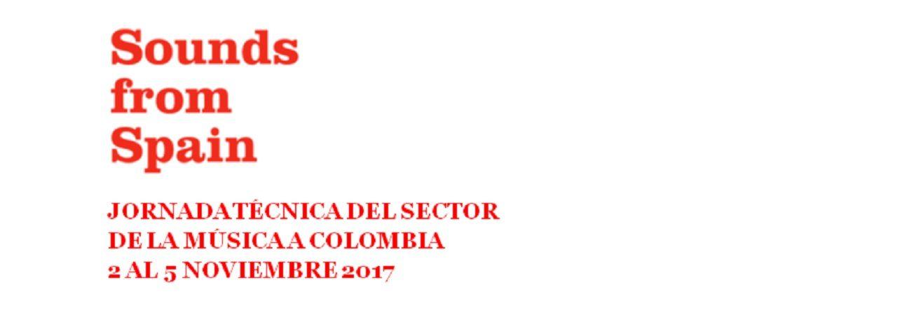 JORNADA TÉCNICA DE LA MÚSICA A COLOMBIA Medellín, del 2 al 5 de noviembre de 2017