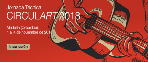 Sounds From Spain - CONVOCATORIA DE PARTICIPACIÓN EN CIRCULART 2018 – Medellín, Colombia