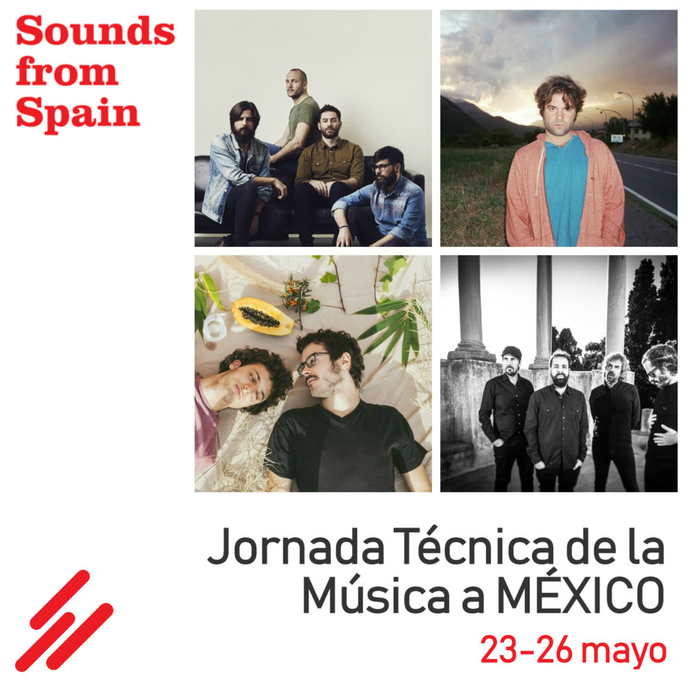 SOUNDS FROM SPAIN VUELVE A MÉXICO
