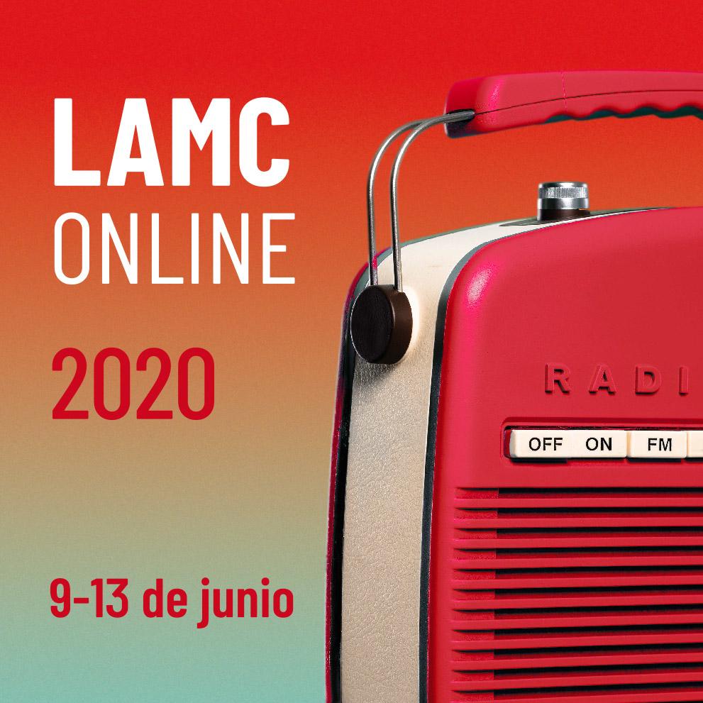 LAMC, NEW YORK ON LINE ON JUNE 9-13th , 2020