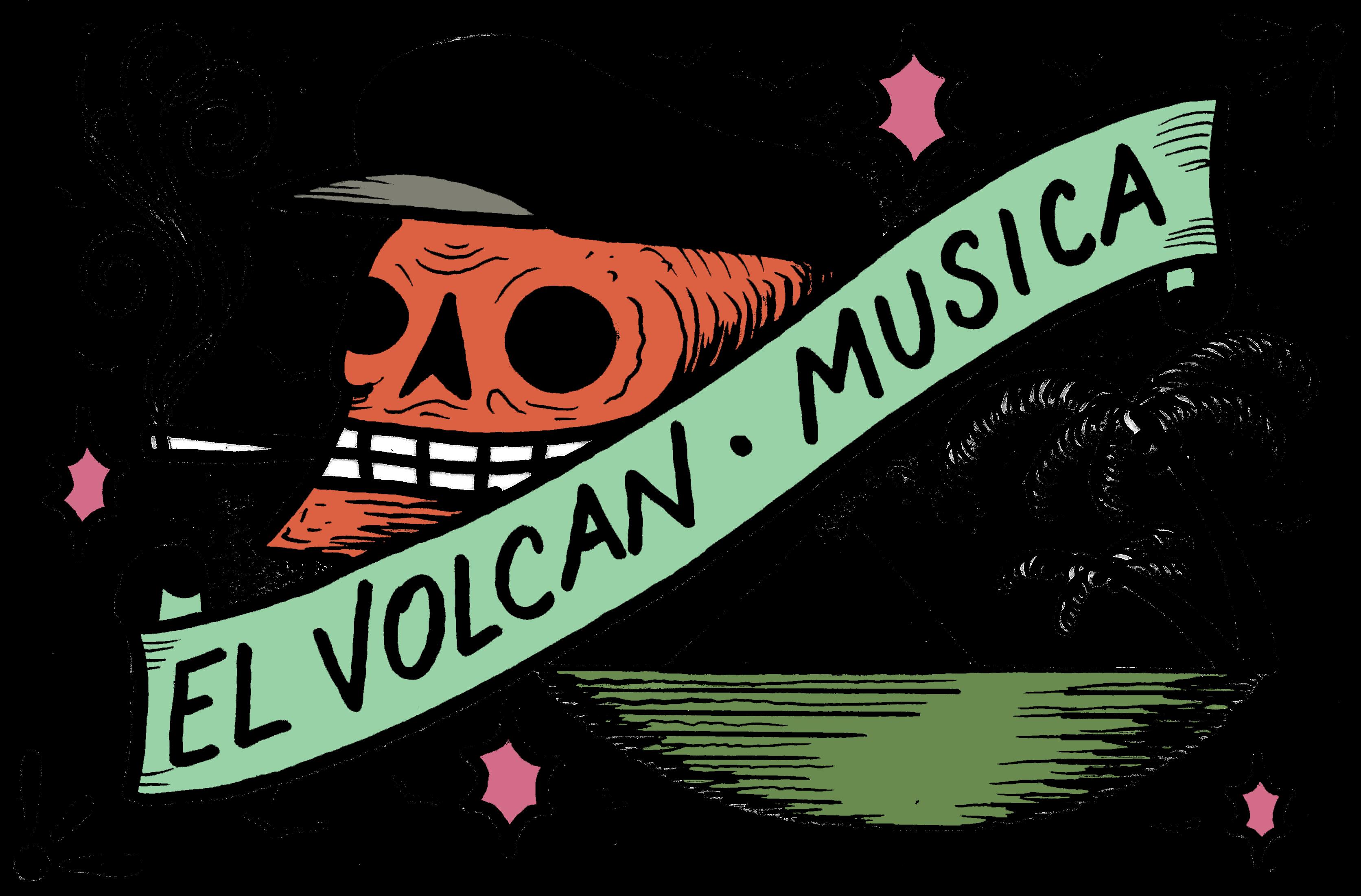 Sounds From Spain - EL VOLCAN PRODUCCIONES MUSICALES