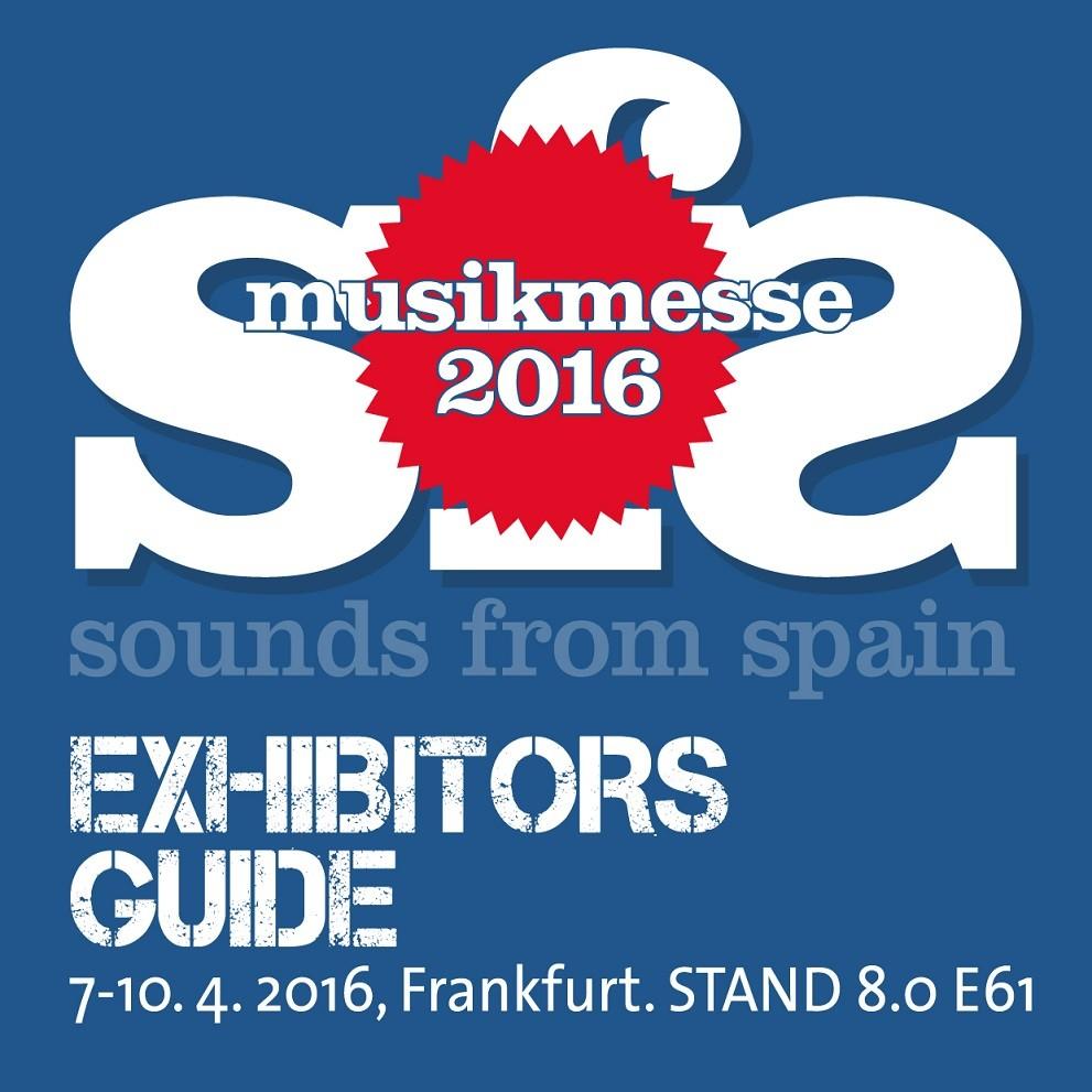 Disponible la Guía SFS para Musikmesse