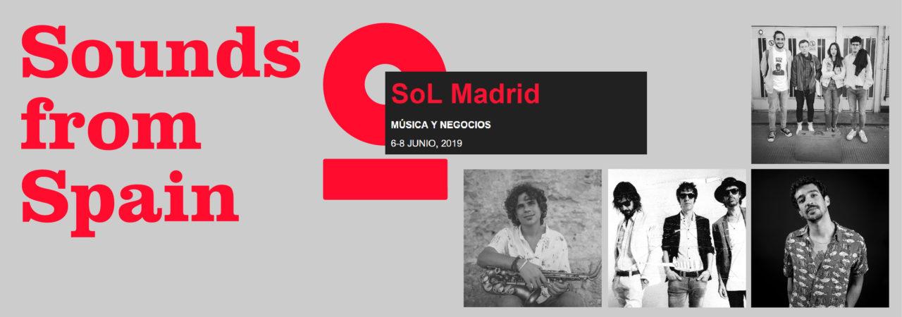 ARTISTAS SELECCIONADOS PARA SOL MADRID