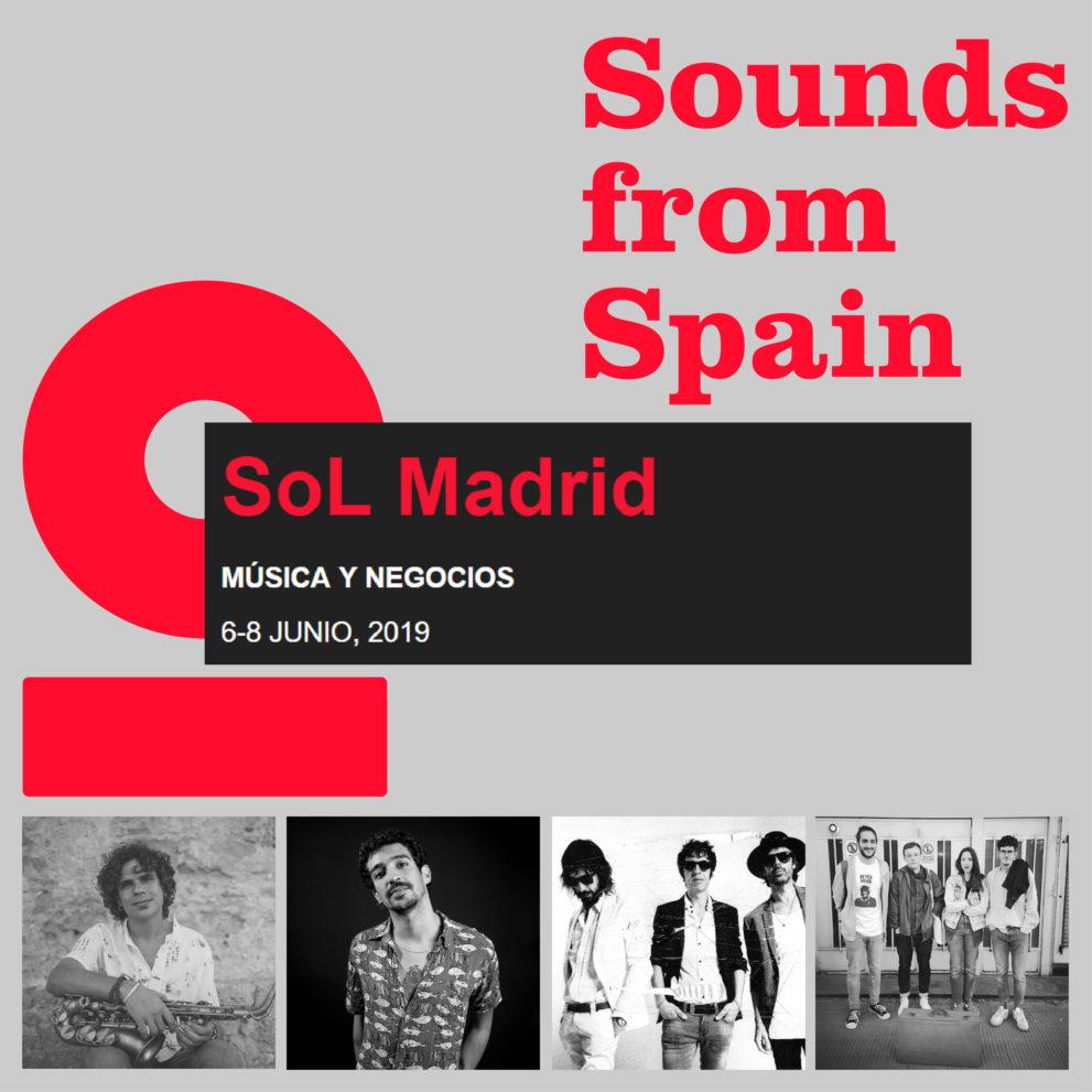SOL MADRID ANUNCIA A LOS ARTISTAS SELECCIONADOS EN SU SEGUNDA EDICIÓN