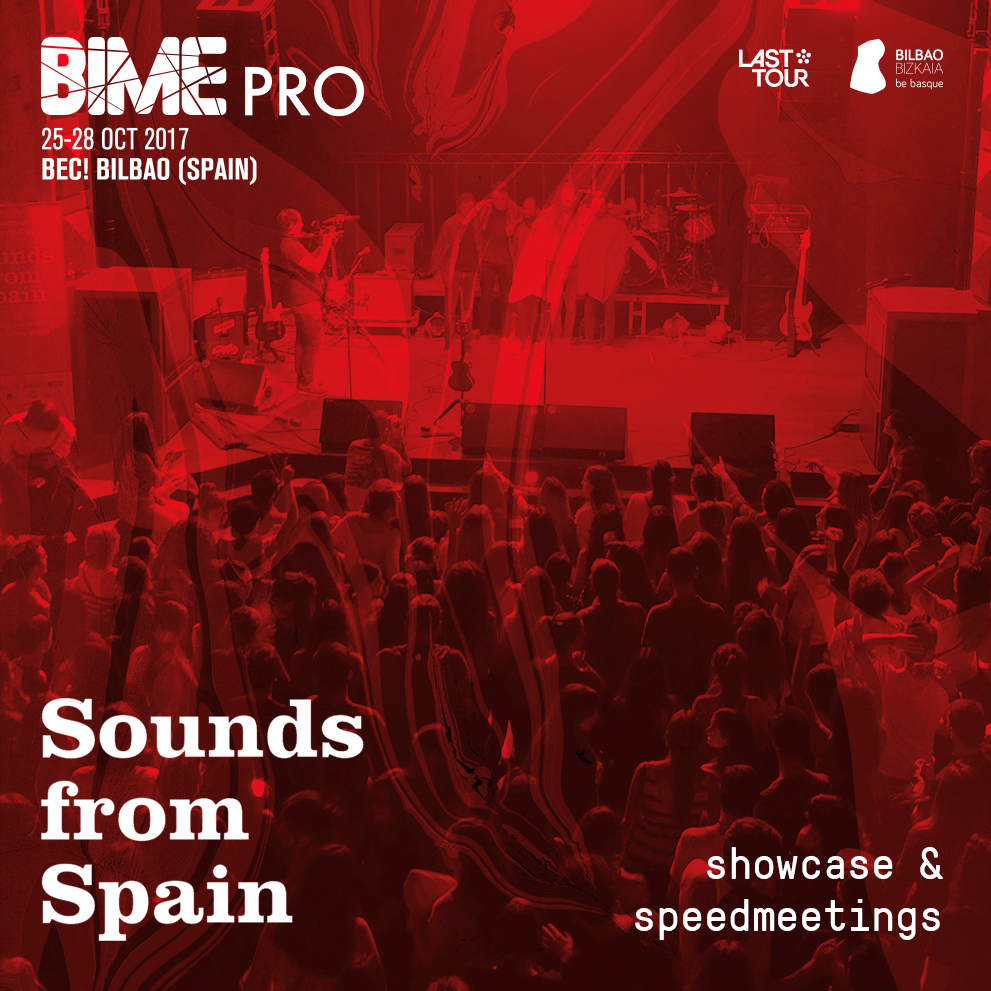 Sounds from Spain impulsa el sector musical de nuestro país en BIME por segundo año consecutivo