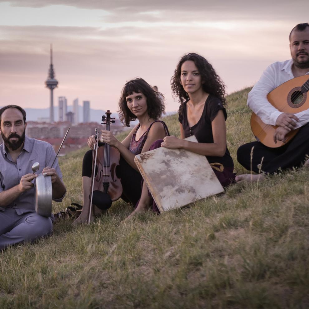Sounds From Spain - ZAGALA