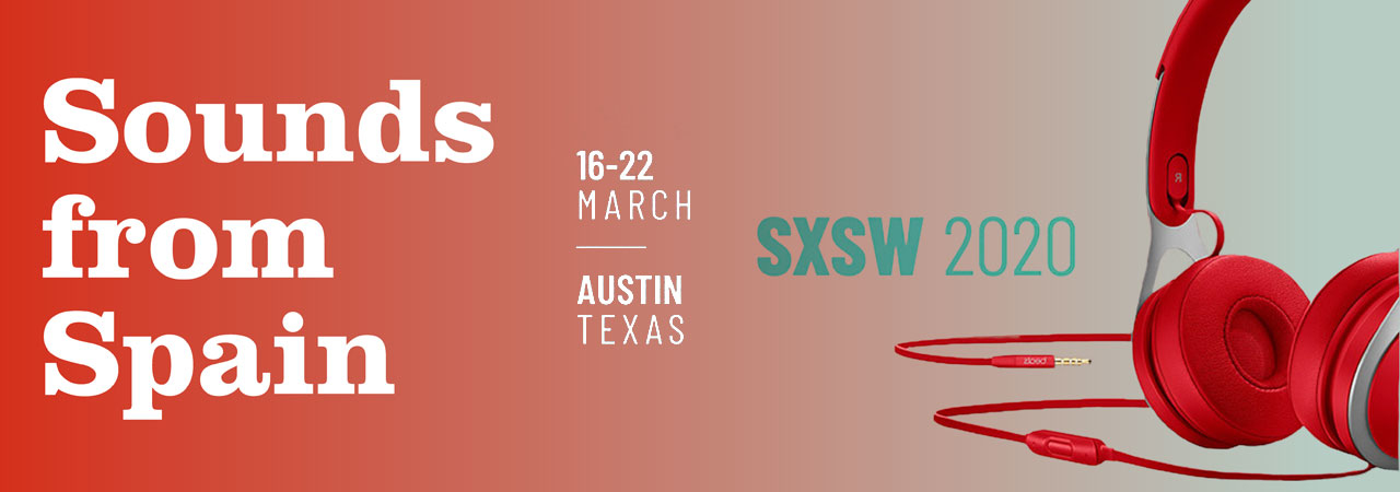 Sounds from Spain announces the bands that will attend SXSW from March 16th to 20th, 2020