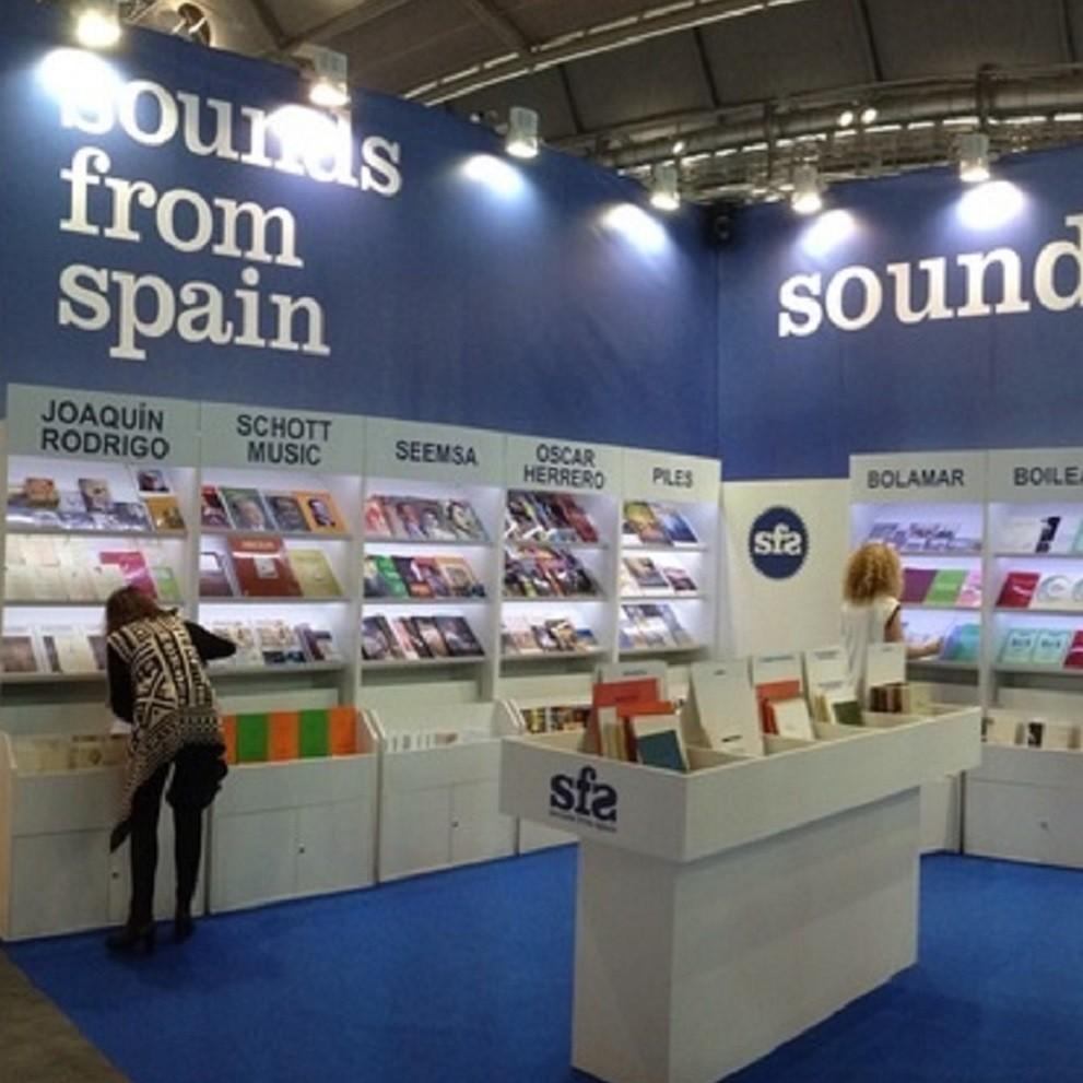 Las Editoriales españolas a Musikmesse