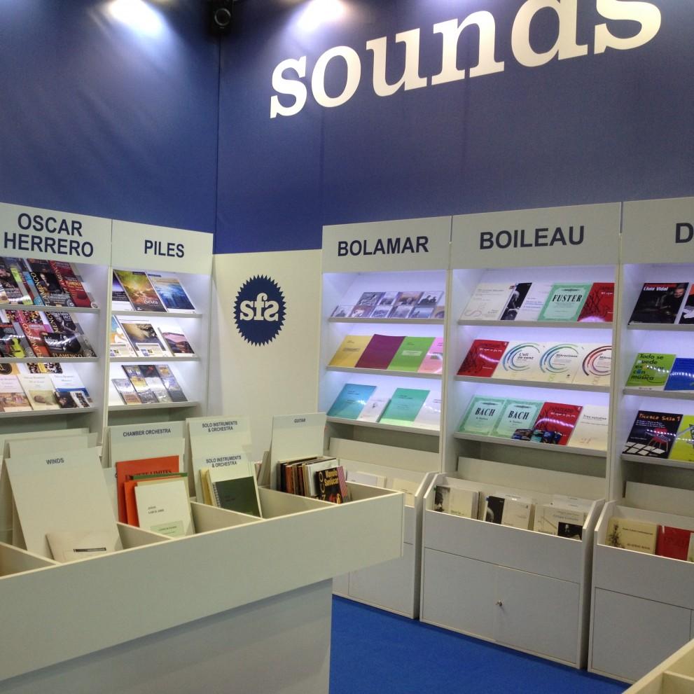 Sounds From Spain - Convocatoria Sounds From Spain para Editores para participar en MusikMesse 2016
