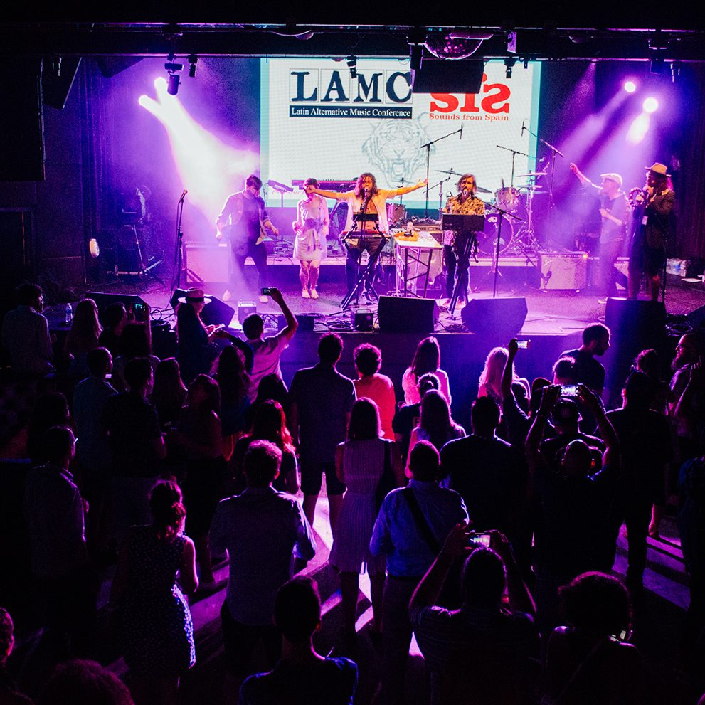 SOUNDS FROM SPAIN CONTINUES ITS EXPANSION IN USA AFTER ATTENDING LAMC