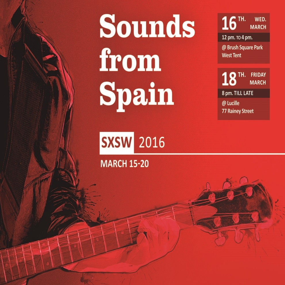 Sounds From Spain - Los Nastys – SPANISH PARTY @ SXSW
