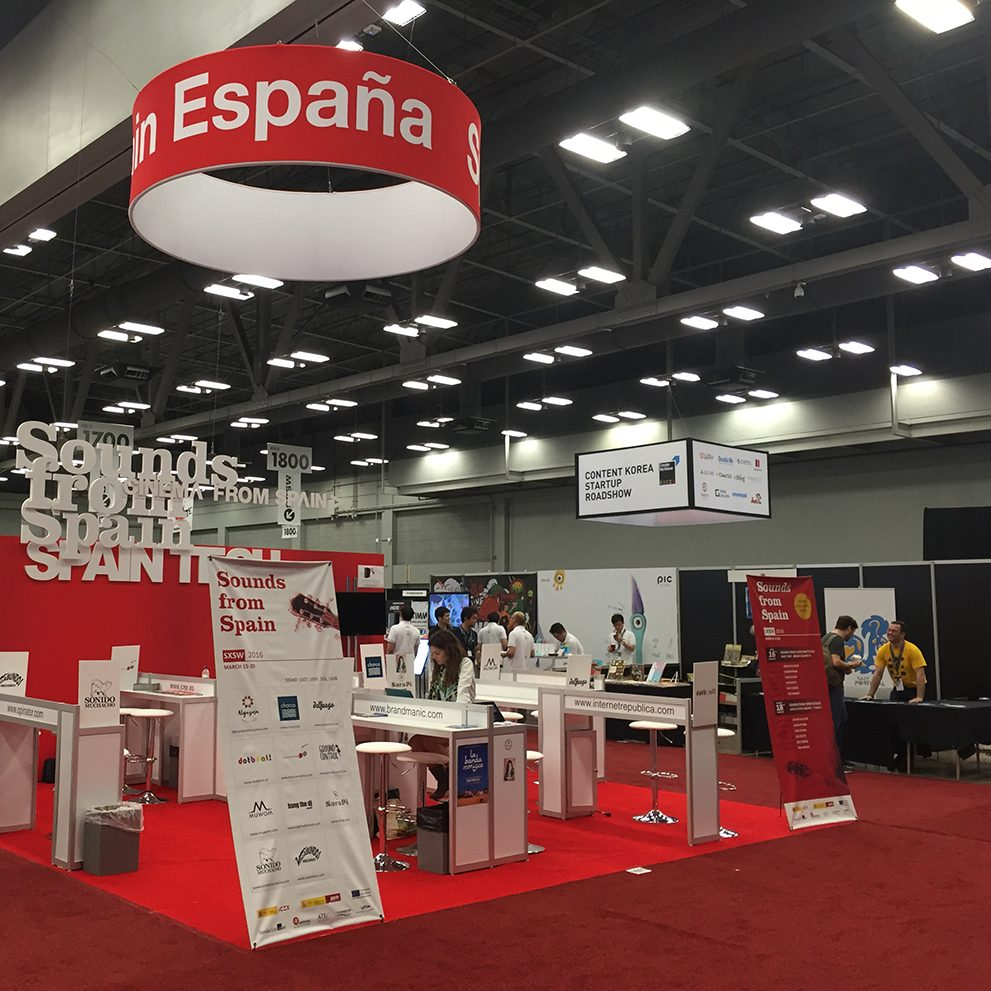 Sounds From Spain - Convocatoria Empresas –  SXSW 2017