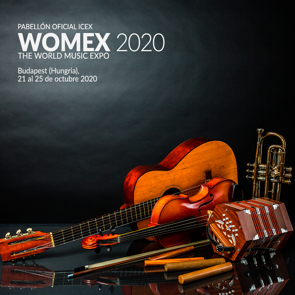 CONVOCATORIA WOMEX 2020