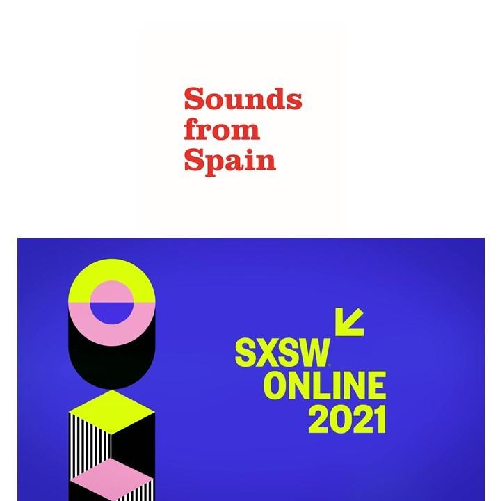 Sounds from Spain estará presente en SXSW on line 2021