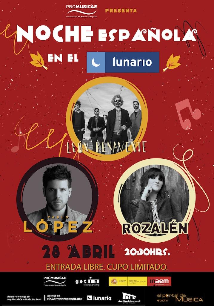 Sounds From Spain - Leon Benavente + Rozalen