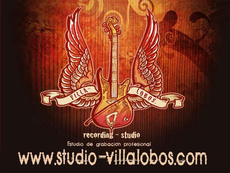 Sounds From Spain - Villalobos Recording Studio