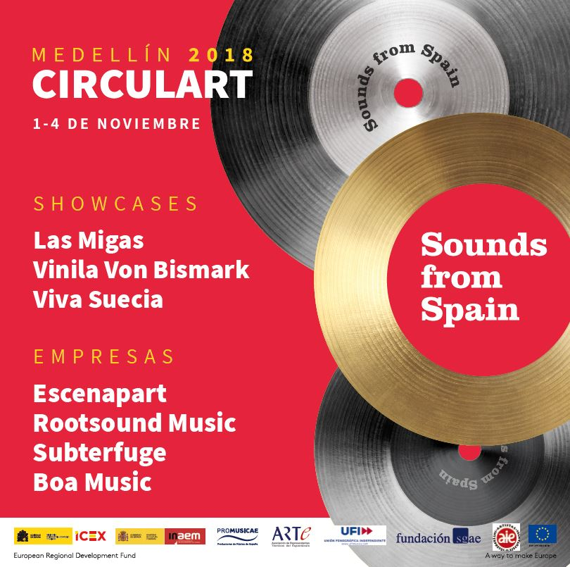 WE ARE BACK TO MEDELLÍN (COLOMBIA) AT CIRCULART 2018